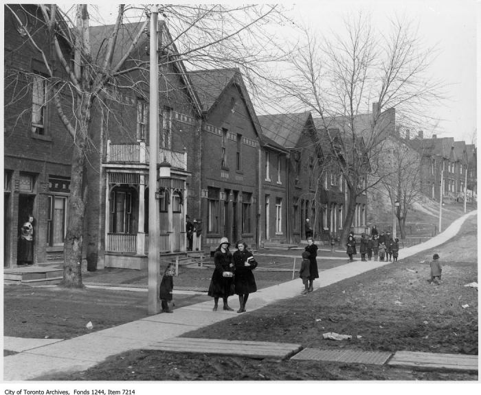 Sully Crescent. - 1907